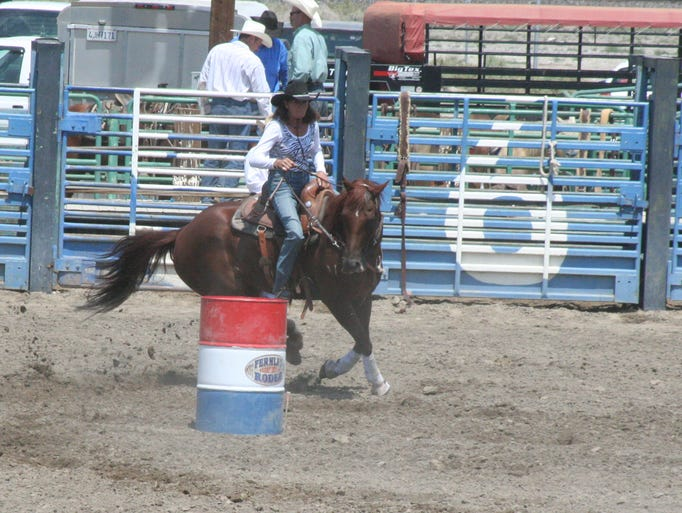 Images taken Aug. 8 at the Senior Pro Rodeo, which took place Aug. 6 to 10, in Fernley.