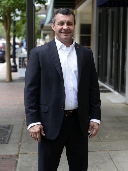 Todd Wilcox runs for U.S. Senate