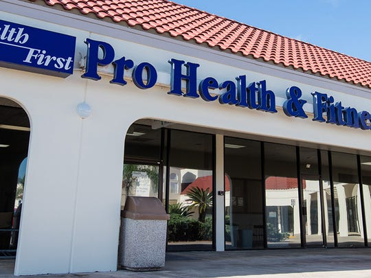 The Health First Pro Health & Fitness Center in Palm Bay was closed in 2017.