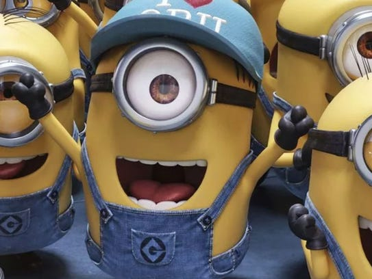 """Catch a free screening of """"Despicable Me 3"""" at Desert"""