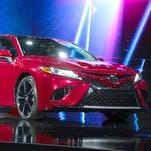 Detroit Auto Show 2017 reveal: 2018 Toyota Camry