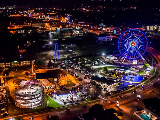 "In recent years, Branson has attempted to add ""attractions"" to its tourism mix, like the $4 million Branson Ferris Wheel, which opened in 2016."