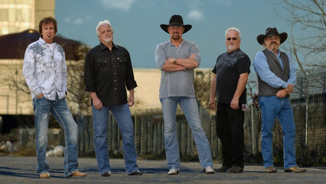 Confederate Railroad takes to the Rancho Simi Community Park stage on Saturday for the Simi Valley Round-Up.
