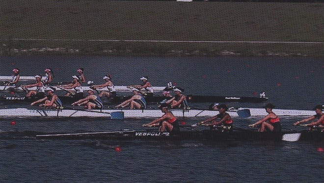 Space Coast Crew competed at the Southeast Youth Regionals in Sarasota this month.
