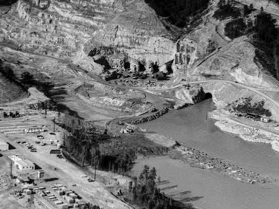 The Keowee-Toxaway hydroelectric and nuclear power