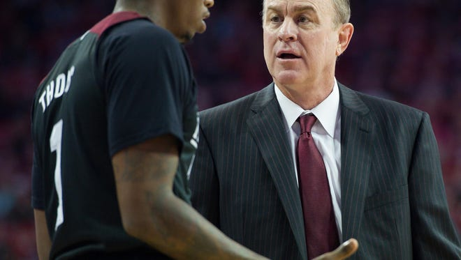 Mississippi State has lost five-straight Southeastern Conference games to start the season.