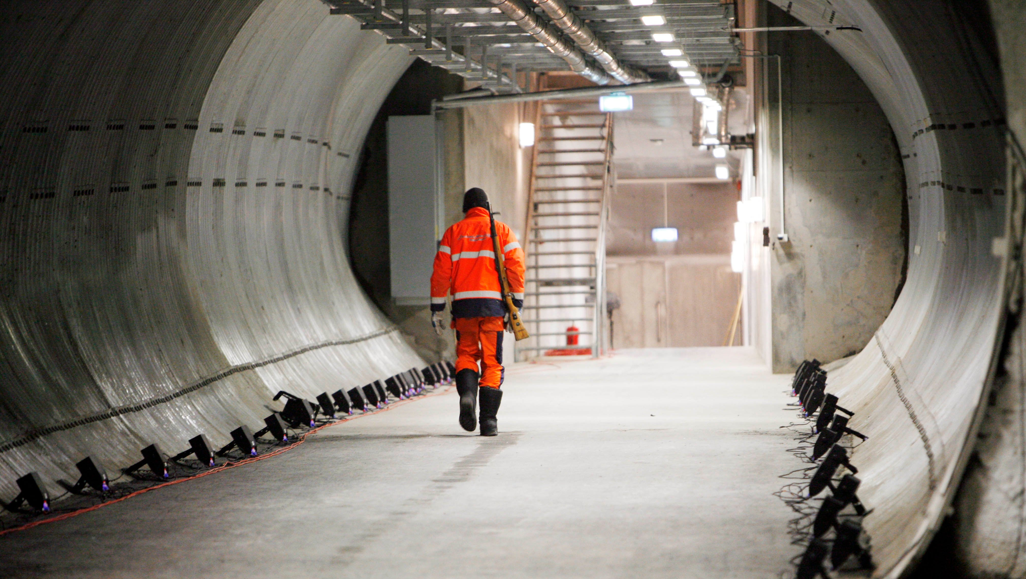Doomsday Vault Seeds Are Safe From Global Warming For Now
