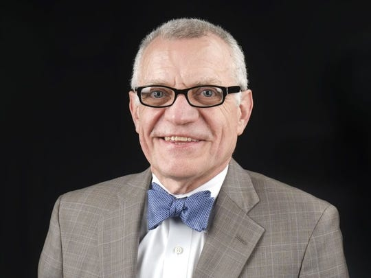 Greg Johnson, News Sentinel columnist.