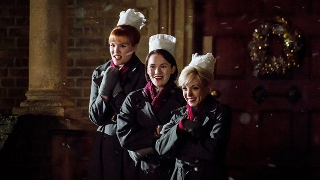 'Call the Midwife' special holiday episode airs on Christmas day.