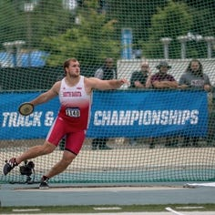 Ben Hammer finds true calling in discus at USD