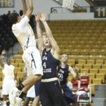 In this 2013 file photo, Grambling plays NAIA Lyon College in front of a sparse home crowd.