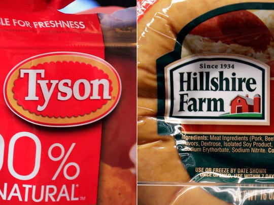 Tyson has announced that it is closing its processing facilities which will result in meat shortages at stores throughout the country