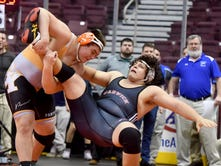 Rohrbaugh, Wolfgram  in district championship hunt