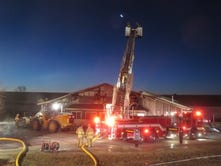 Support buoys Johnson Creek family after fire destroys milk parlor