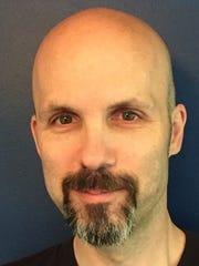 Colin McComb, 47, of Grosse Pointe Park.