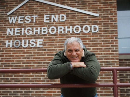 Paul Calistro, executive director of the West End Neighborhood