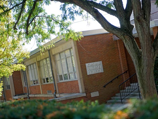 Pulaski Elementary School, where the Boys and Girls Club is considering a new community center