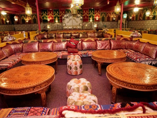 Casablanca Restaurant, which serves Moroccan cuisine, will reopen Friday after being closed for over four years after two fires.