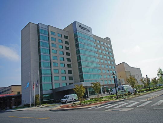 When it opened in 2014, the 180-room Westin Wilmington