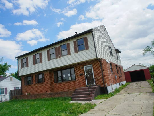 A home at 46 Glen Avenue slated for demolition in Swanwyck