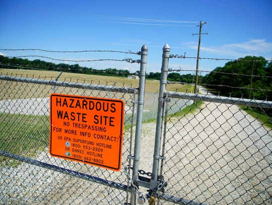 Metachem Products  in Delaware City now a hazardous