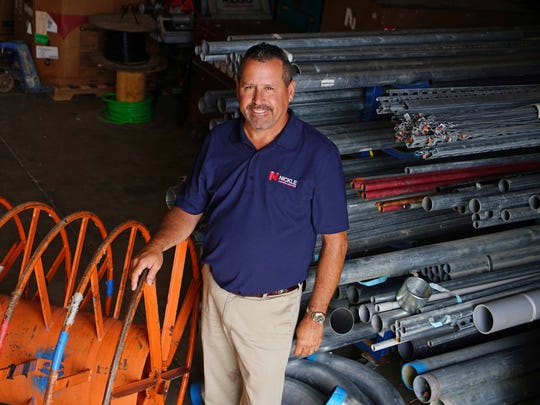 Steve Dignan, owner, president and CEO at Nickle Electrical Co.