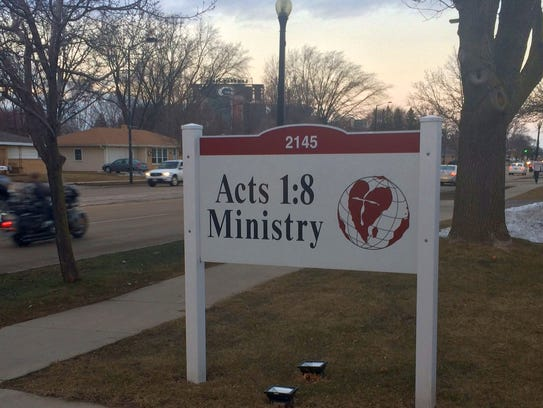 Acts 1:8 Ministry at 2145 S. Oneida St. in Ashwaubenon