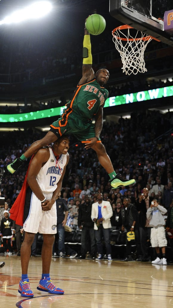 The dazzling, gravity-defying, 5-foot-9 Nate Robinson just wants one more shot in the NBA