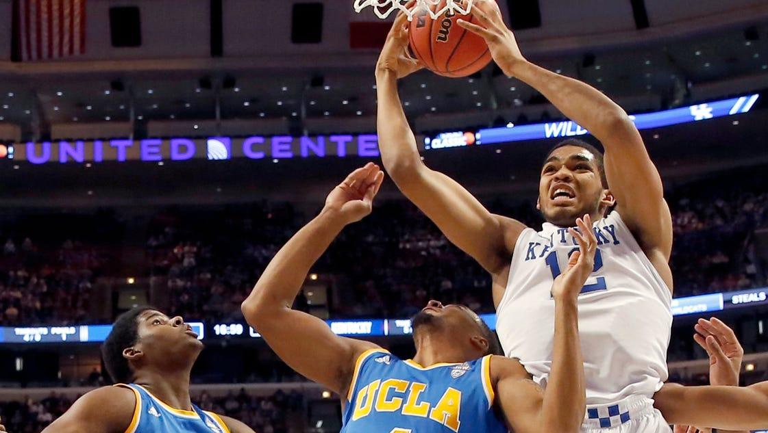College Basketball Can Anyone Beat The Kentucky Wildcats: If Louisville Basketball Doesn't Beat No. 1 Kentucky, Can