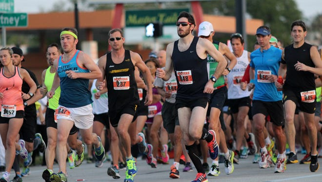 The Lazy Flamingo Half Marathon & Relay will replace the Hooter's race in 2019.