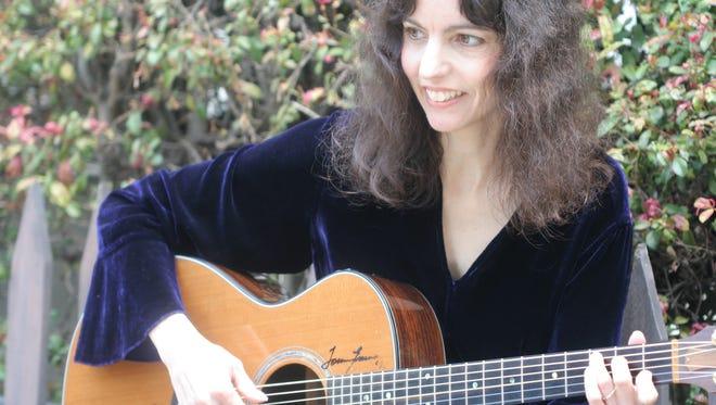 Singer/ songwriter Helen Avakian