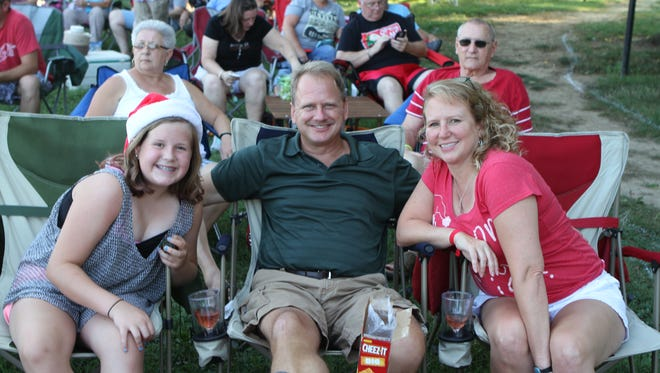 Beachaven Winery hosts Jazz on the Lawn again this weekend.