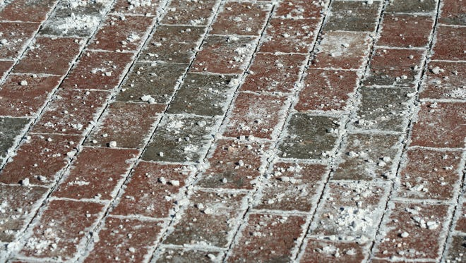 Deicers can keep your sidewalks and driveway safe and ice-free, but can do damage to your landscape if used incorrectly.