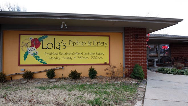 Lola's Pastries & Eatery in Nixa is made to order and yummy.
