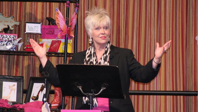 Cherie Jobe, author, hairstylist and motivational speaker, hosts the annual New Beginnings Conference to empower women.