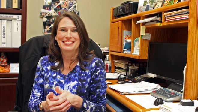 BBBS Clarksville Executive Director Amy Carroll is getting ready for this weekend's Bowl for Kids Sake. The organization's largest fundraiser of the year offers a fun way for supporters to help the nation's oldest one-to-one mentoring program.