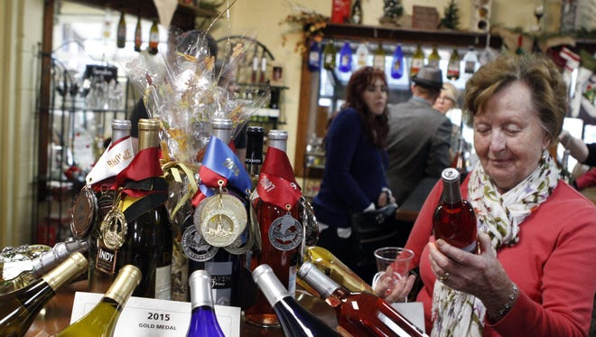 "Wine season approaches, and Beachaven Winery is holding its annual ""Poor Man's Sale"" on Saturday. It's their way of offering mid-April tax relief."