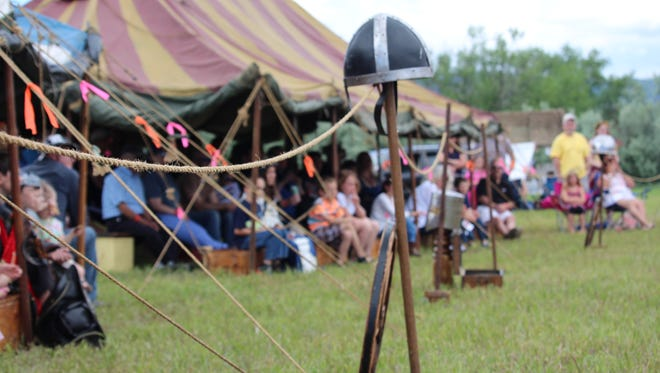 The Colorado Medieval Festival will take over The Savage Woods for the fourth year June 2 to 4.