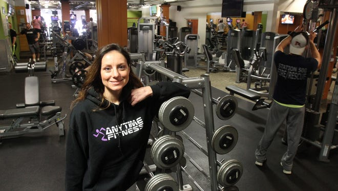 At Anytime Fitness, one of several businesses on IBM's doorstep along Route 100, general manager Laurie Spinello said there have been dozens of IBM employees as members there over the years.