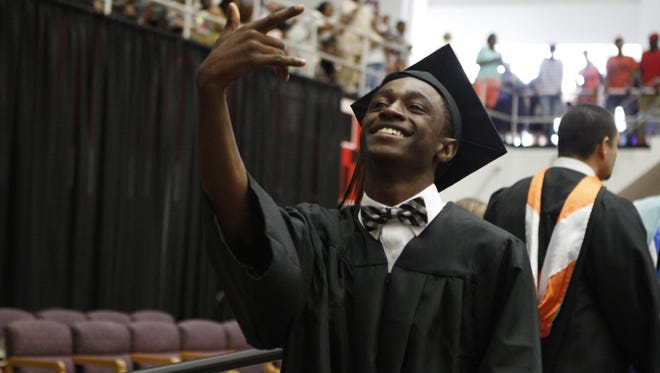 Kenwood high School held its 19th Commencement Saturday at APSU's Dunn Center, graduating 255  students.