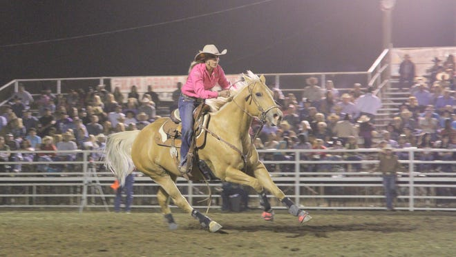 The Wild, Wild West Pro Rodeo will feature some of the top cowgirls and cowboys that rodeo has to offer this week.