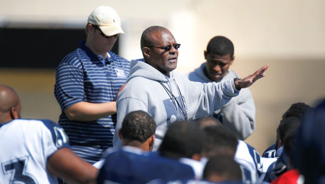 Jackson State's Tony Hughes and his staff have proven to be active recruiters since he was hired as coach.