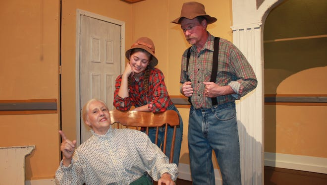 """The Beverly Hillbillies"" runs Aug. 12-21 at DreamWrights Center for Community Arts."