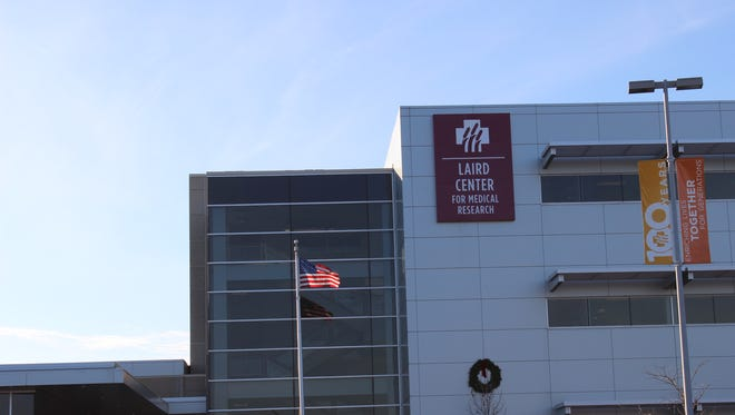 Laird Center for Medical Research at Marshfield Clinic.