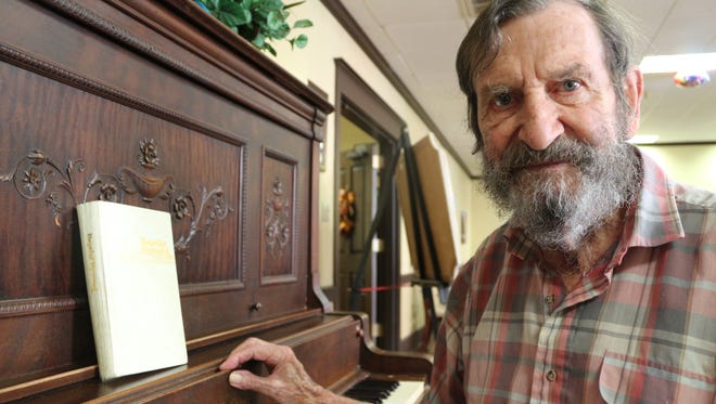 Art Trapp has been playing piano since age 14.