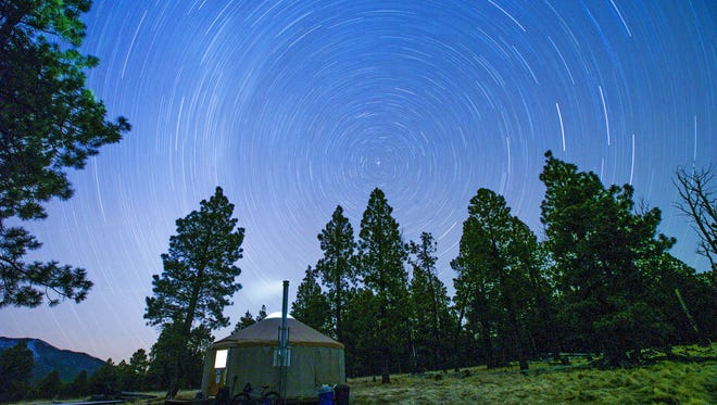 Flagstaff is seeing the benefit of a decades-long commitment to preserving a dark sky for stargazers and wildlife, with satellite images showing far less light pollution than cities of comparable size, the National Park Service said.