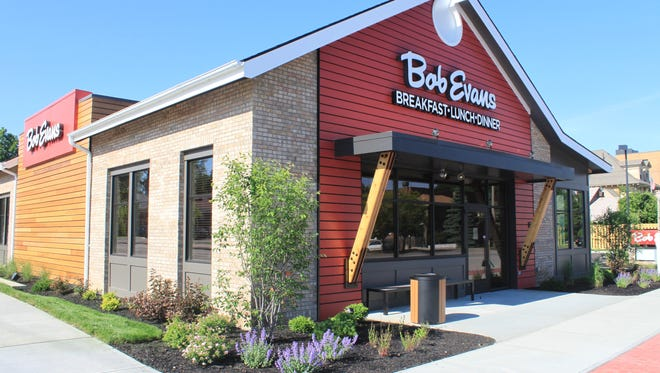 One of the Bob Evans family restaurants that goes private in sale