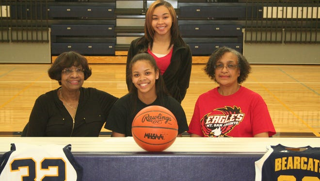 BCC basketball standout Tamera Gills has signed to play for Mt. San Jacinto College