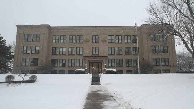 The Nazareth Academy building on Lake Avenue in Rochester, seen in 2010.