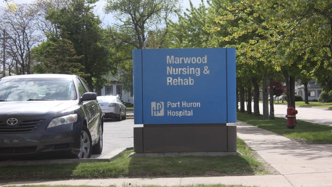 Marwood Nursing and Rehab